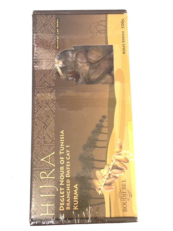 Hijra Dates / Khuruma / Deglet Nour 500g