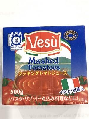 Mashed Tomato 500g