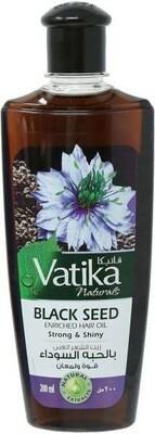 Vatika Black Seed Hair Oil 200ml