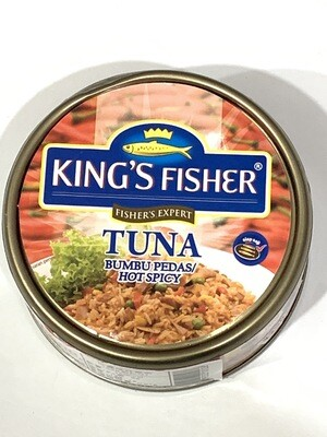 Tuna Bumbu Pedas Hot Spicy 170g
