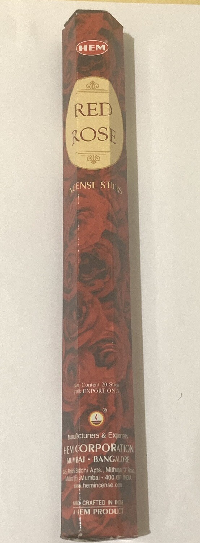 Agar Batti / Dhup Batti / Incense Stick (Red Rose)