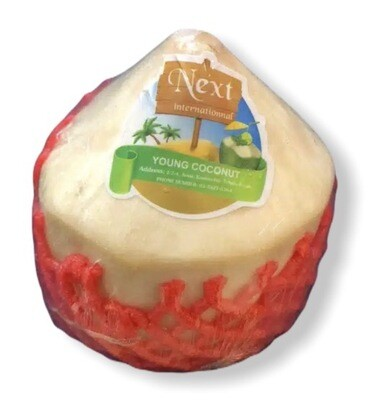 Young Green Coconut Whole 1pc