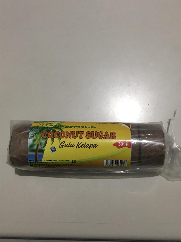 Coconut Sugar / Gur / Gula Kelapa 300g