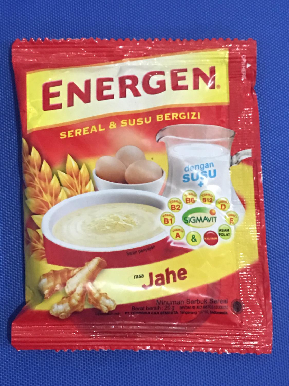 Energen Jahe