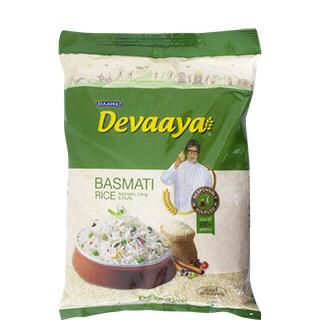 Basmoti Devaaya 5kg (Dawat IND)