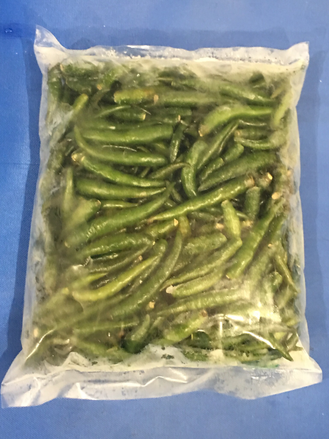 Cabe ijo / Green Chili 500g