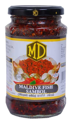MD Maldive Fish Sambol 380g