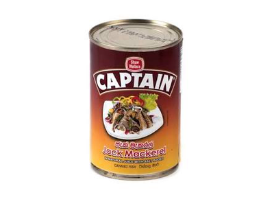Tin fish Captain / Jack Meckeral 425g