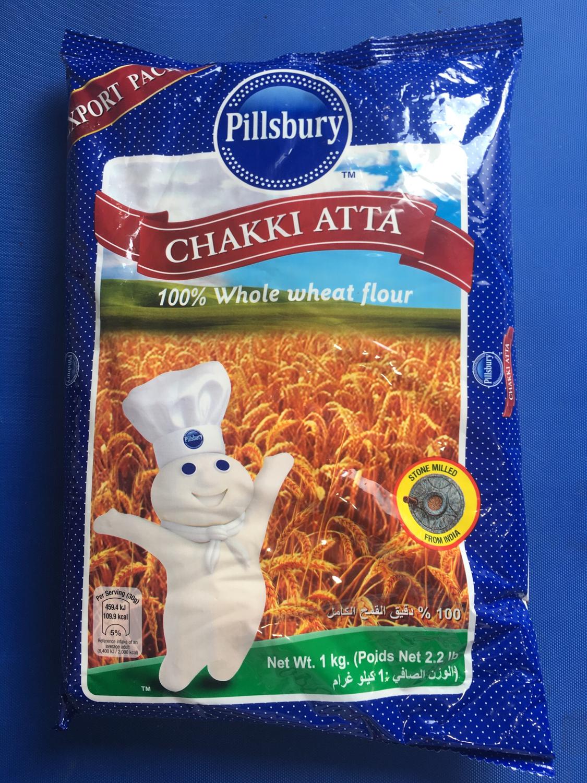 Chakki  Atta / Wheat 1kg