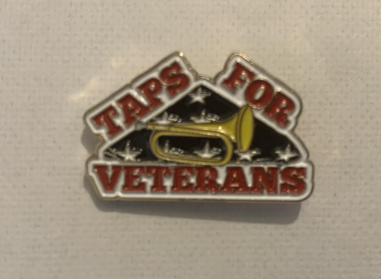 Pin - Taps For Veterans