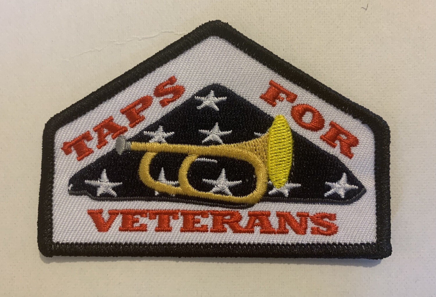 Patch - Taps For Veterans