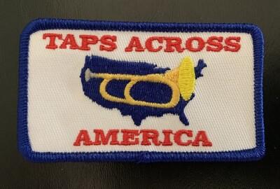 Patch - Taps Across America