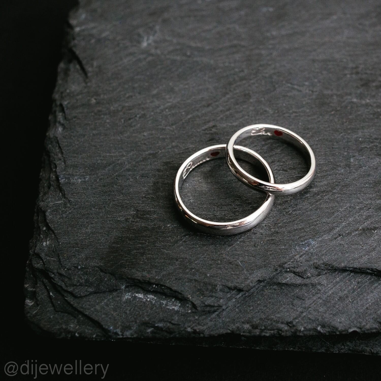 Свадебные кольца (Именные)