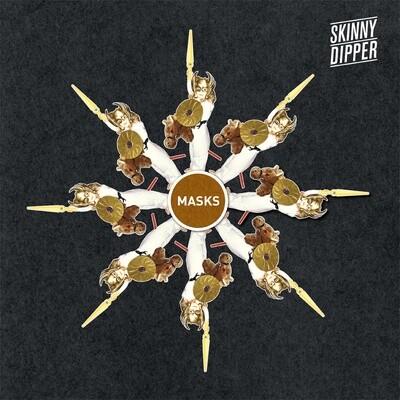 Skinny Dipper - Masks EP (12