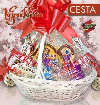 CESTA CHOCOLATES MINI 4