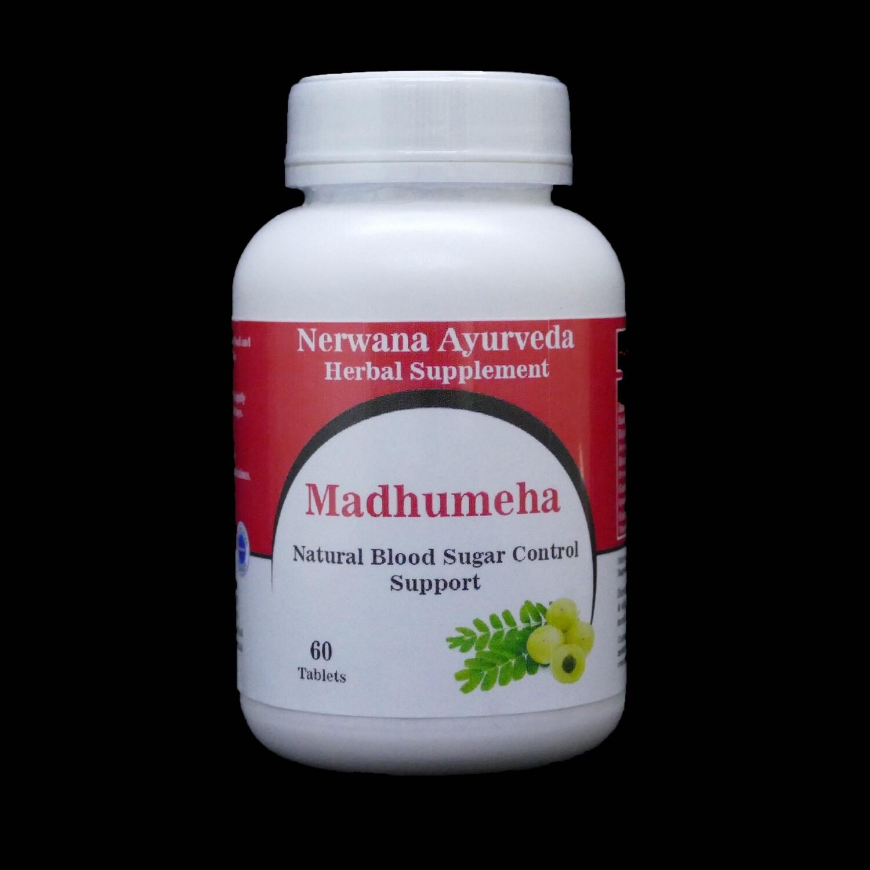 Madhumeha natuurlijke ondersteuning van de bloedsuikercontrole