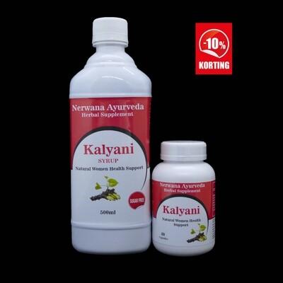 Kalyani combinatie pakket