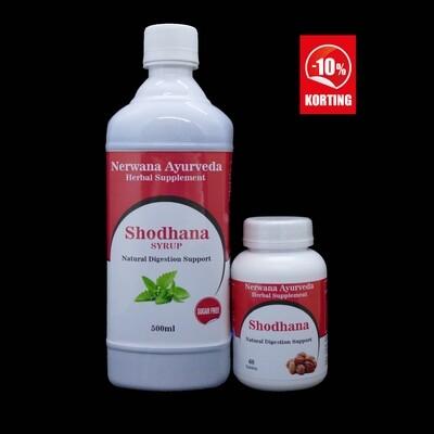 Shodhana combinatie pakket