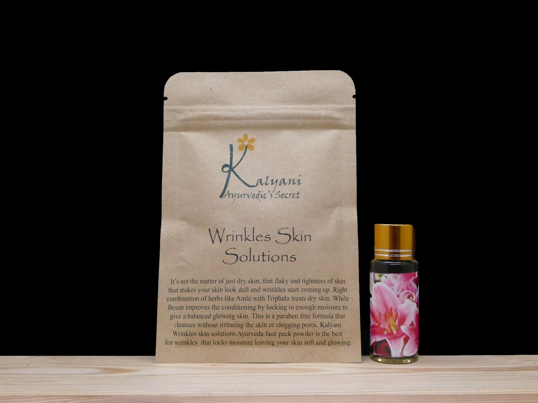 Kalyani Wrinkles Skin Solution