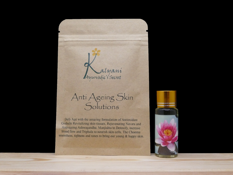 Kalyani Anti Ageing Skin Solutions