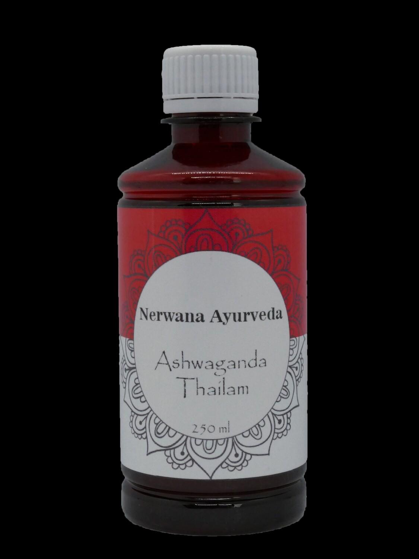Ashwaganda-olie thailam 250ml