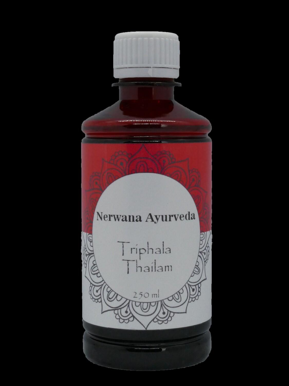 Triphala-olie thailam 250ml