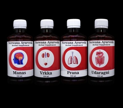 Rasayana reinigingskuur (4 unieke combinaties)