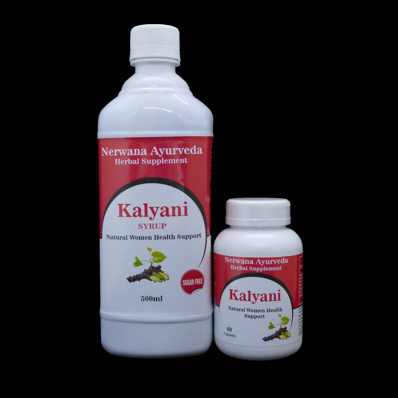 Kalyani natuurlijke ondersteuning voor vrouwen