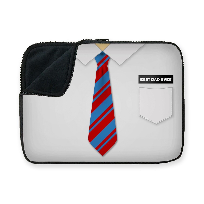 [設計圖樣] 父親節 爸爸的制服 吸震 筆電包 Dad's uniform COSMOS laptop sleeve