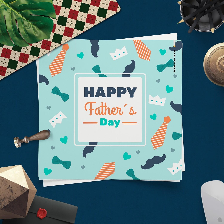 [設計圖樣][父親節爸爸的東西可愛插畫] 素材 全品項 適用