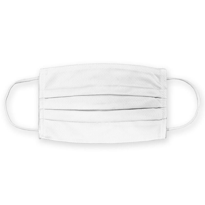 客製 滿版 印花 兒童 三折 口罩套 透氣 Child tri-fold mask cover