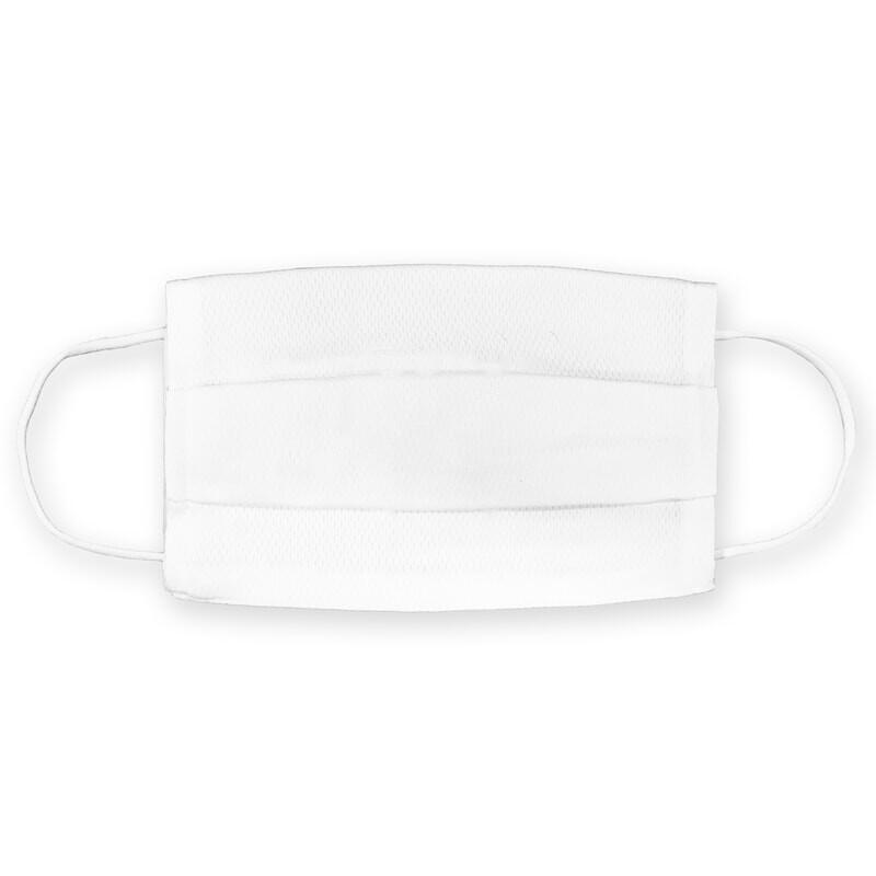 客製 滿版 印花 兒童 一折 口罩套 透氣 Adult single fold mask cover