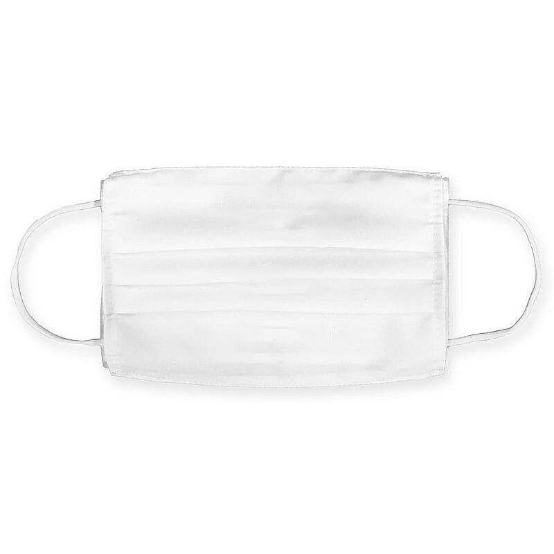 客製 滿版 印花  成人 三折 口罩套 超潑表層 Adult tri-fold mask cover
