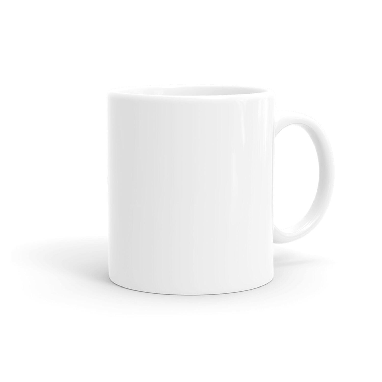 客製 局部 印花 白瓷 馬克杯 Classic mug