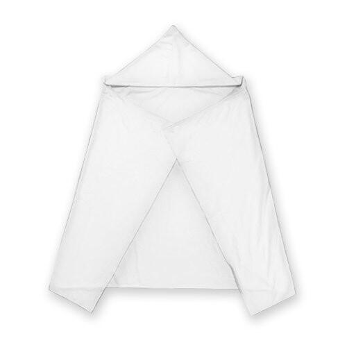 客製 滿版 印花 連帽 刷毛 海灘巾 Hooded beach towel