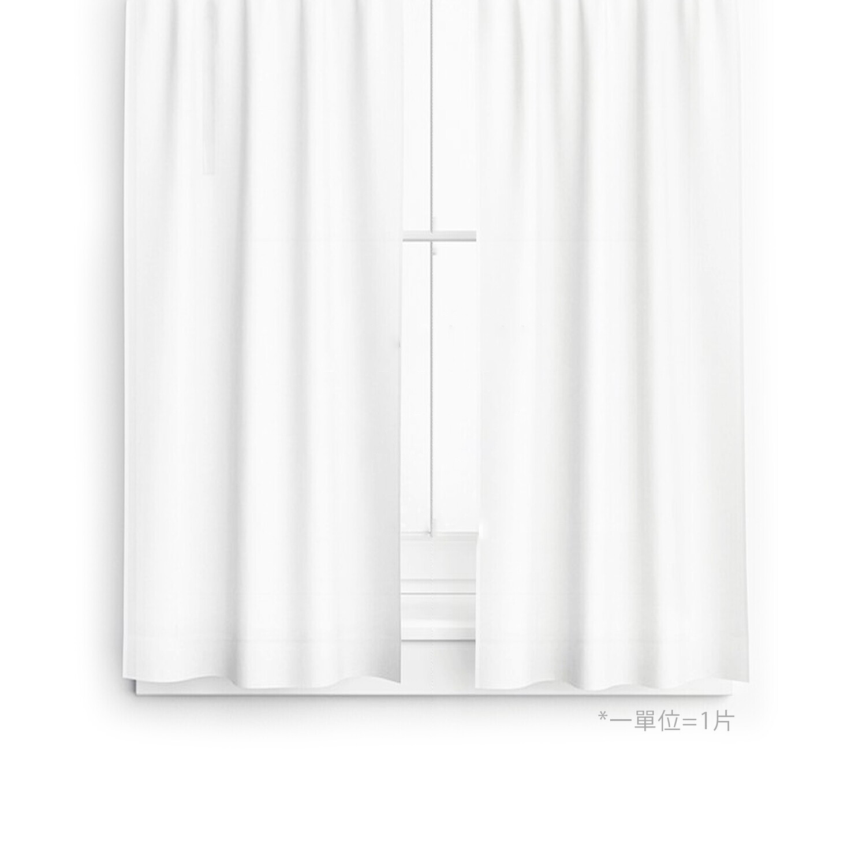 客製 滿版 印花 柔光 遮光 單片 窗簾 Window Curtain