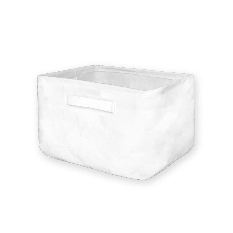 客製 滿版 印花 矩形 收納 置物籃 (高版) Storage basket