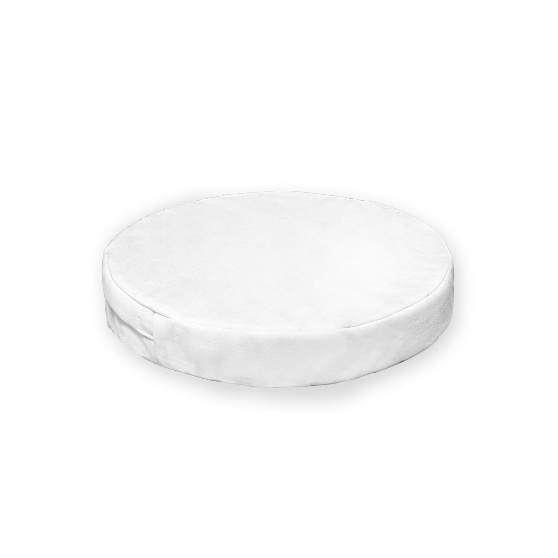 客製 滿版 印花 圓形 可拆式 泡綿 坐墊 Round foam cushion