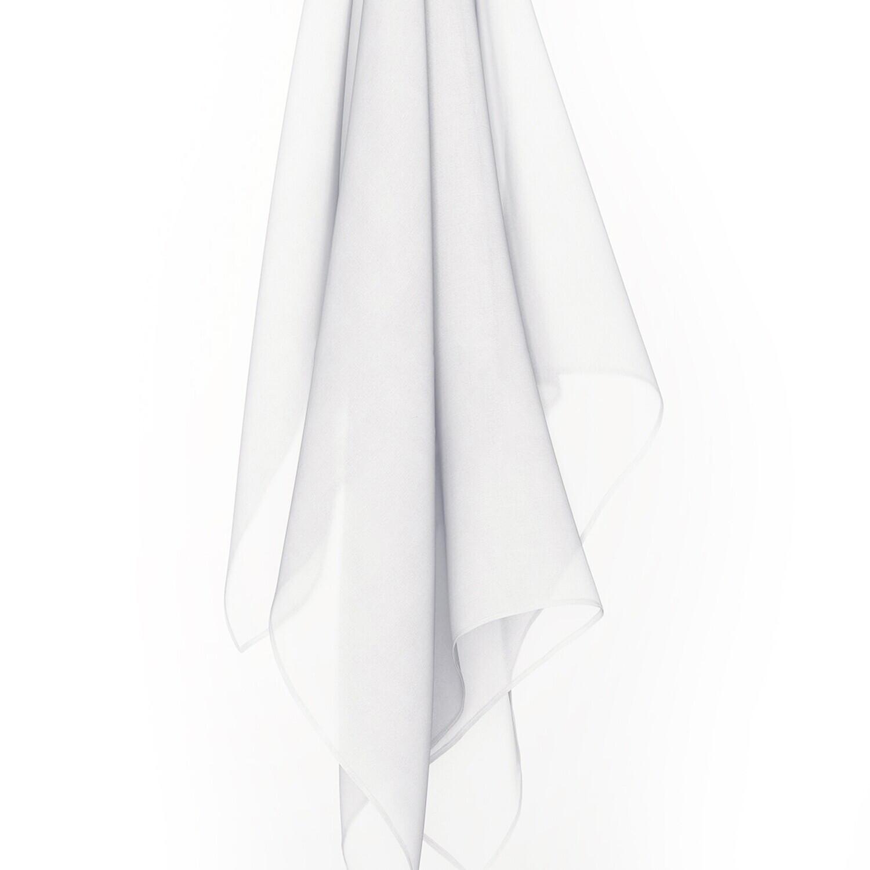 客製 滿版 印花 輕薄 雪紡 絲巾 Light Chiffon Silk Scarf