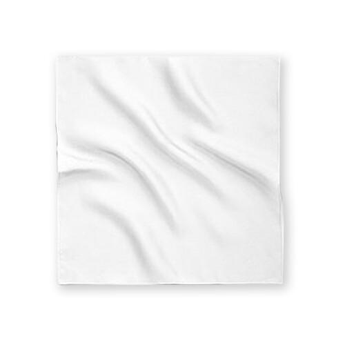 客製 滿版 印花 亮面 便當 寵物巾 Glossy square scarf