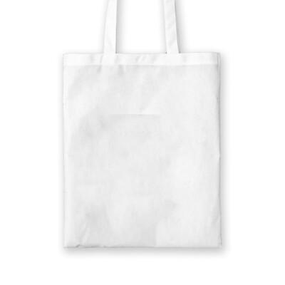 客製 滿版 印花 單層 不織布 平面 提袋 Single layer non-woven flat bag