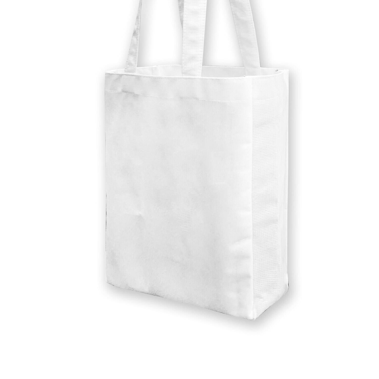 客製 滿版 印花 單層 不織布 立體 提袋 Single layer non-woven bag