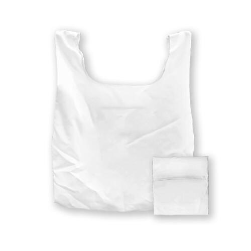 客製 滿版 印花 口袋 收納 購物袋 (L) Pocket Storage Shopping Bag