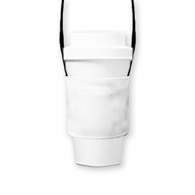客製 滿版 印花 直筒 飲料 簡易 織帶 提袋 Handmade drinks camera webbing simple bag