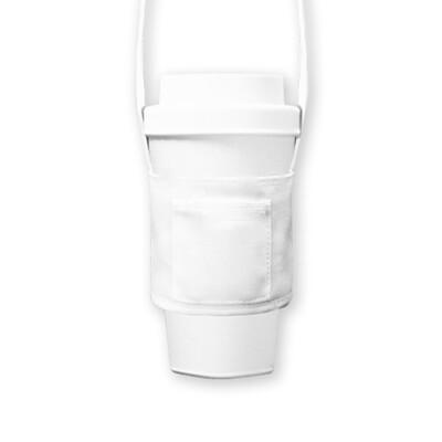 客製 滿版 印花 直筒 飲料 簡易 提袋 Handmade drinks simple bag