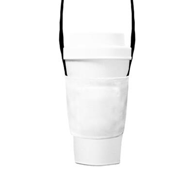 客製 滿版 印花 斜口 飲料 簡易 提袋 Handmade drinks simple bag