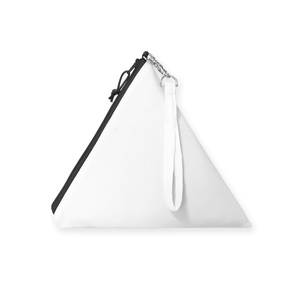 客製 滿版 印花 三角包 粽子包 Triangle Bag