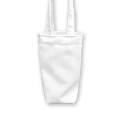客製 滿版 印花 飲料 有底 手提袋 Handmade drinks bottomed bag