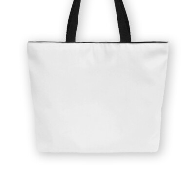 客製 滿版 印花 T型 有底 托特包 T-shaped tote bag