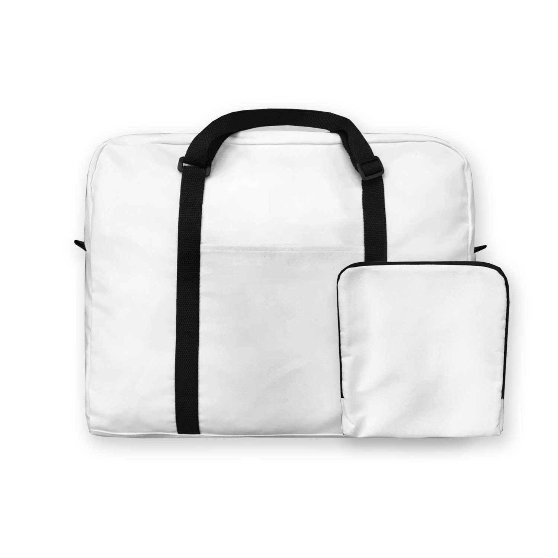 客製 滿版 印花 行李箱 拉桿 收納 提袋 Luggage trolley storage bag